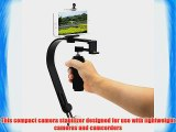 Neewer Photography Accessories Kit Includes Black Handheld Stabilizer Universal Phone Holder