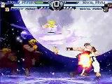Holy Ryu & Holy Ken VS Evil Ryu & Evil Ken,