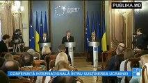 Războiul ruso-ucrainean din regiunea Donbas ar putea reizbucni în orice moment. Avertizarea a fost făcută de către preşedintele Petro Poroşenko