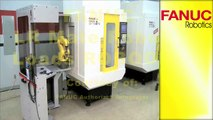 LR Mate ROBODRILL Loading Robot - FANUC Robotics Industrial Automation