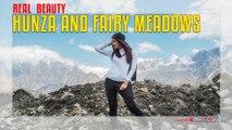 Hunza And Fairy Meadows Beauty