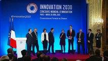 L'intégrale de la réception en l'honneur des lauréats des Concours mondiaux de l'innovation 2030