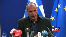 Greek Finance Minister Yanis Varoufakis on EU bailout