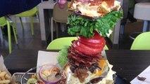 Le Big Max, le plus gros hamburger de McDonald's