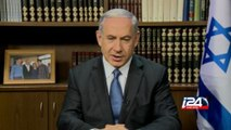 Israeli Prime Minister Benjamin Netanyahu in exclusive interiview with i24News