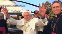 Vatican Television releases never-before-seen footage of Pope Francis' election
