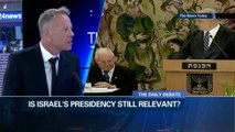 Reuven Rivlin to succeed Shimon Peres as Israel's president
