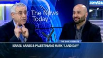 "Israeli Arabs and Palestinians mark ""Land Day"""