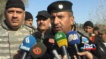 """القوات العراقية تحرر محافظة ديالي من سيطرة تنظيم """"الدولة الإسلامية"""""""