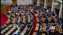 انتخابات مبكرة في اليونان بعد فشل البرلمان انتخاب رئيس للمرة الثالثة
