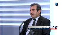 مقابلة مع رئيس لجنة اولياء امور مدرسة يد بيد في القدس حاتم مطر