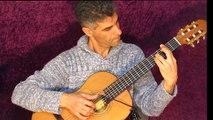 La petite fugue(Nahum Heiman) Guitar by Hagai Rehavia פוגה קטנה(נחום היימן) עיבוד לגיטרה-חגי רחביה