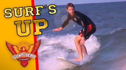 The Sunriser's Sunday Surf