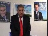 ALBARELLO candidat Chelles Lagny Claye