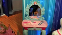 New Frozen products, Ariel, Sofia the First at Disney Consumer Products Holiday Showcase 2014