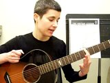 Chromatic Scale, Power Chords, Memorize Notes on Guitar (Chords, Scales & Theory Guitar Lesson #8)