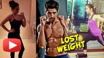 Alia Bhatt , Siddharth Malhotra, Sonakshi Sinha - Celebrities Who Have Lost Weight - The Bollywood