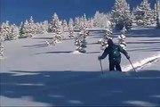 Utah Ski Alta Wasatch Powder Snow Skiing