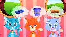 Five Little Monkeys - Three Little Kittens - Incy Wincy Spider - Plus More - Alphabet Songs & Kids Club Songs - English Nursery Rhymes & ABC Songs for Children