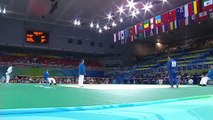 Azerbaijan vs Korea - Judo - Men's 73KG - Beijing 2008 Summer Olympic Games
