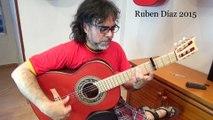 Master reflex to the unplanned in a flash /The exciting aura of modern flamenco guitar/ Paco de Lucia´s technique contemporary flamenco guitar online Skype Ruben Diaz