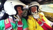 Rally Heaven - Shotgun in a Lancia Stratos and Delta S4 - /CHRIS HARRIS ON CARS