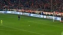 Manuel Neuer penalty miss Bayern Munich vs Borussia Dortmund 2015