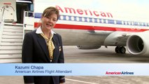 Boeing delivers American Airlines 1st Boeing Sky Interior 737-800