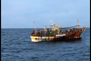 New Coast Guard Video Released of the Sinking of the Japanese fishing vessel Ryou-Un Maru