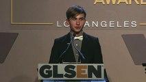Ryan Murphy Introduces Julia Roberts   2014 GLSEN Respect Awards - Los Angeles