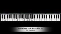 You have won the Victory- Full Gospel Baptiste Church EYDELY Worship Midi Piano File