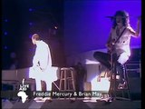 Freddie Mercury & Brian May ☮ Is This The World We Created (Highest Quality)