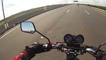 M10S:Ep22 - Superman andando de moto