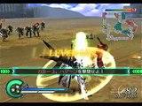 Gundam Musou 2 (ガンダム無双2) - ZGMF-X20A Strike Freedom Gundam Gameplay