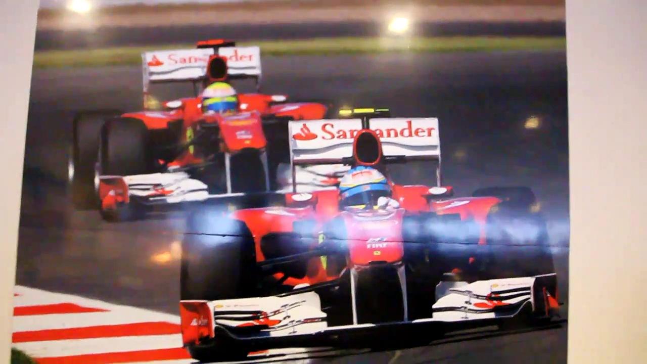 Formula One Paddock club Ferrari Lounge
