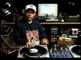 DJ Q-Bert : Learn To Scratch : Tip Scratch