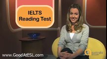 Lesson Thirteen - Reading Skills and Question Types - IELTS Preparation Series 3