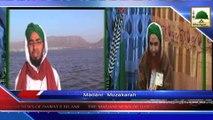 News Clip - Madani Muzakra Mein Ameer e Ahlesunnat Kay Madani Phool - 26-04-15