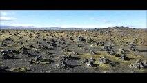 Laufskalavarda, Mojones de Piedras - Stone Cairns Iceland. Islandia 2013