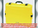 Nanuk 945 Case with Padded Divider (Yellow)
