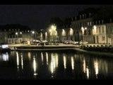 Pontivy le soir, Manfred La-Fontaine, www.la-fontaine.tv