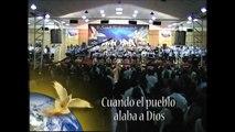 """Medley de Coros CD-DVD """"Yo siento tu Avivamiento"""" / Coro Menap"""