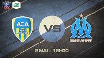 Samedi 2 Mai à 16H00 Arles Avignon B - OM B - CFA2 G