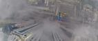 Saut en Base Jump depuis la Princess Tower (Dubaï)