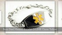 Custom Engraved Medical Bracelets Lakewood CO, 80245 | My IDentity Doctor
