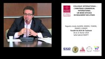 """""""L'offre d'arbitrage (rapport tunisien)"""", Sami BOSTANJI, Professeur à la Faculté de droit et des sciences politiques de Tunis, Codirecteur du Laboratoire de droit des relations internationales des marchés et des négociations (DRIMAN), arbitre"""