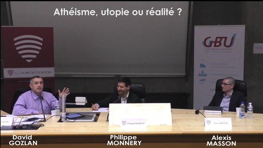 Athéisme, utopie ou réalité ?