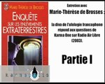 Marie-Thérèse de Brosses - Enquête sur les enlèvements extraterrestres 1/7