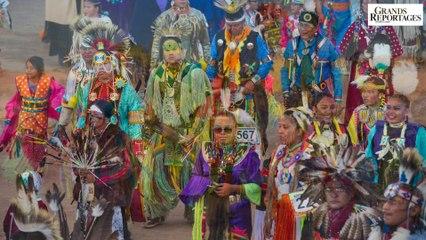 """USA Road Movie / Les indiens de """"Danse avec les loups"""""""