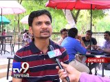 Gujarat Vidhyapith students raise funds for Nepal earthquake relief, Ahmedabad - Tv9 Gujarati